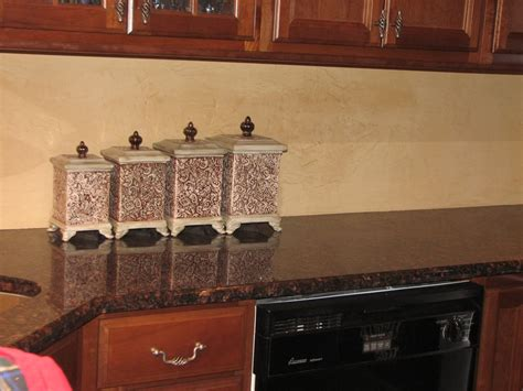 a great alternative to tile for a backsplash in west