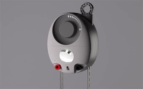 gravity powered light light by gravity design indaba