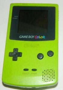 gameboy color ebay gameboy color new used gameboy color ebay