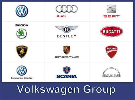 volkswagen umbrella companies bmw better at branding than vw