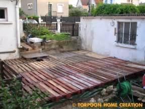 rev 234 tement de sol en bois de palettes pour le jardin 20