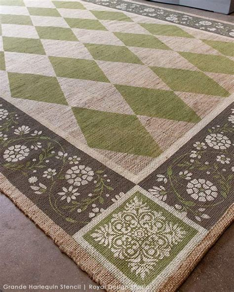 harlequin pattern carpet 25 best ideas about painted floor cloths on pinterest