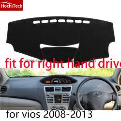 Dash Mat Right Drive Top Selling For Toyota Vios Right Drive Dashboard Mat