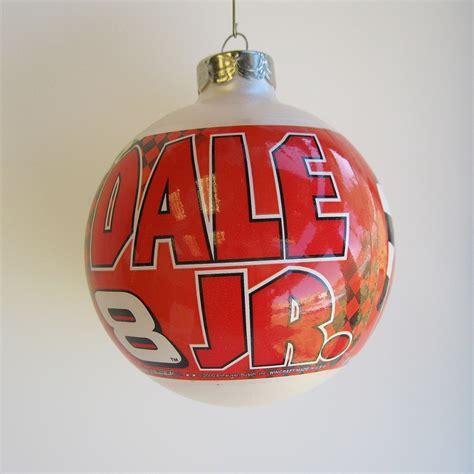 dale earnhardt sr christmas glass ball ornaments 2000 dale earnhardt jr nascar hallmark ornament at hooked on hallmark ornaments