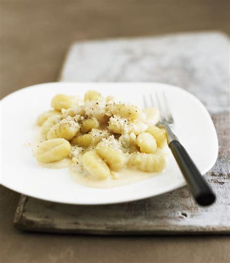 Link Sweet Potato Gnocchi With Gorgonzola by Gnocchi Gratin With Gorgonzola Dolce Recipe Dishmaps