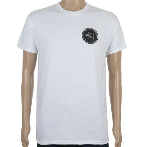 Kaos Tshirt Thrasher Magazine X Dickies Black High Premium Magazine T Shirt Logo White Black At Skate Pharmacy