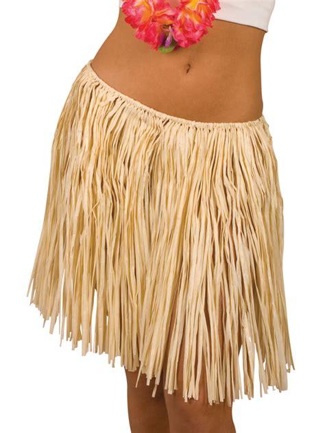 Skirt Naura hawaiian grass skirts partynutters uk