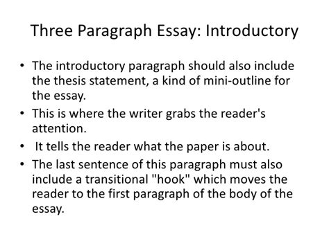 How To Write A Paragraph Essay by Write A Three Paragraph Essay Dradgeeport133 Web Fc2