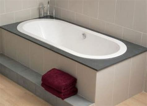 in the bathtub adamsez andante i large oval inset tub uk bathrooms