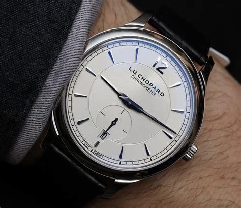 Chopard L U C chopard l u c xps 1860 watches in steel or gold on