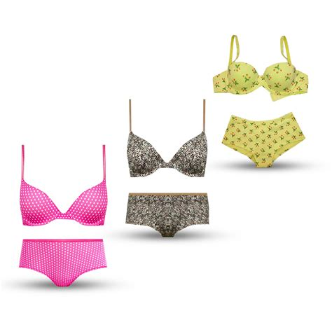 Daftar Harga Bra Secret bra set s secret printing collections elevenia