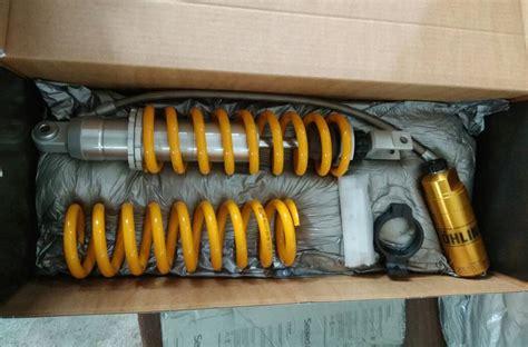 Rear Shock Breaker Sok Belakang Ohlins Yamaha Mt09 Fz09 Mt 09 Original 214 Hlinsindonesia 214 Hlins Indonesia Ohlinsindonesia