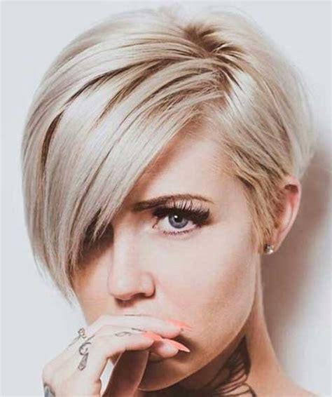stylish ideas  short blonde hair lovers