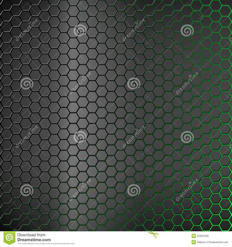 Abstrak Backlight abstract background with green backlight stock vector