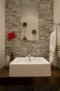 bathroom modern tile ideas backsplash: tiles canadianhomeflooringcom modern powder roomjpg tiles canadianhomeflooringcom
