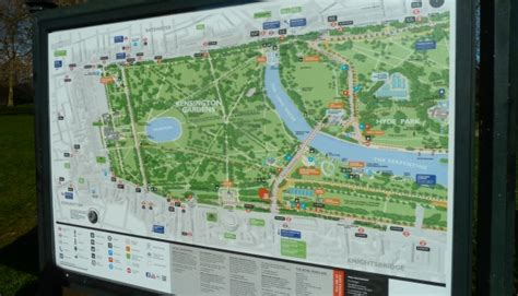 i giardini di kensington parchi di londra kensington gardens i giardini di