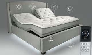 King Size Sleep Number Bed With Adjustable Base Total Sleep Solution Comfort Bedding Sleep Number