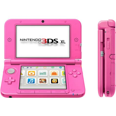 3ds Sun By Mj Hardware nintendo 3ds xl console pink consoles zavvi