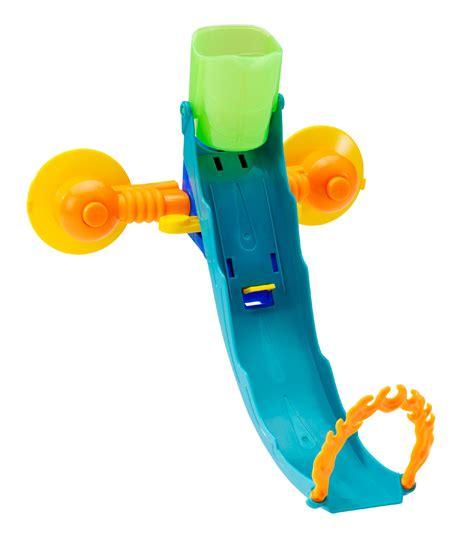 fun in the bathtub hot wheels fun in the tub bath play set toys games action figures accessories