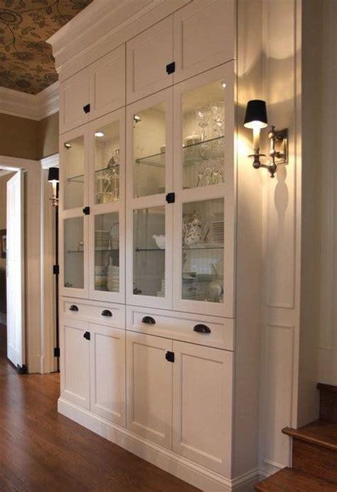 diy stylish billy built  cabinet ikea decora