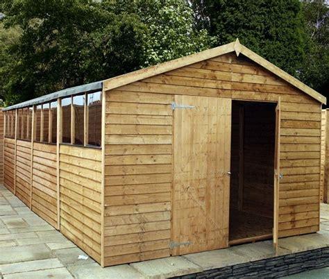 Large Sheds Workshops by Timber Garden Workshops Garden Storage