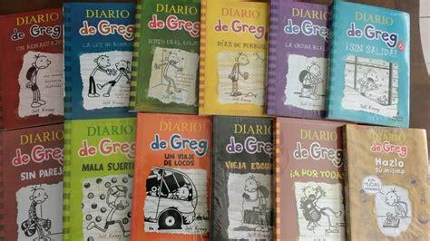 coleccion libros regalo el 8466740139 colecci 243 n 13 libros diario de greg jenga regalo 845 00 en mercado libre