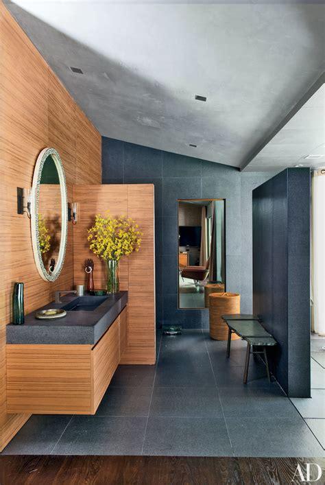 luxury bathrooms celebrity homes
