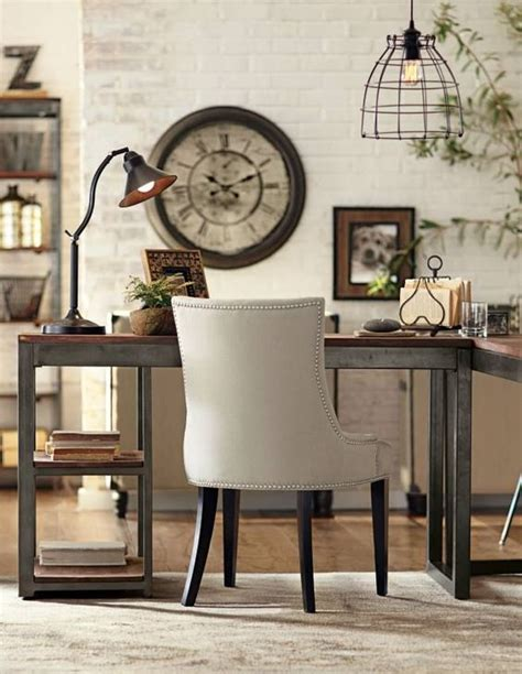 industrial look the industrial look office home office pinterest