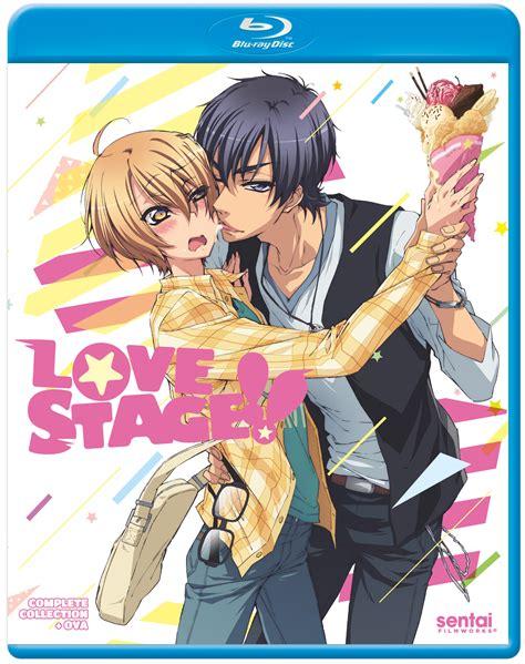 imagenes de love estage love stage blu ray