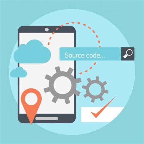 applicazioni mobili applicazioni mobili scaricare vettori gratis
