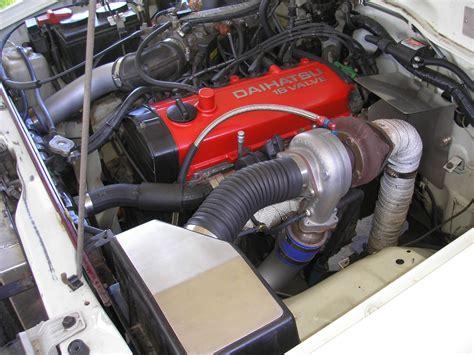 daihatsu feroza engine turbo 1 6l feroza daihatsu drivers uk