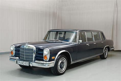 6 Door Mercedes by 1970 Mercedes 600 6 Door Pullman Hyman Ltd Classic