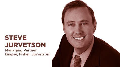 Steve Jurvetson Tesla Why Vc Steve Jurvetson Never Sells A Of A Company He