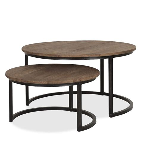 ikea tafel laag bijzettafels fendy laag 2 stuks de bommel meubelen