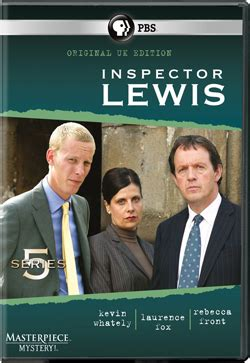 Masterpiece Classic Sweepstakes - now win this inspector lewis by crime hq