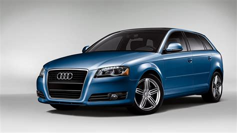 Audi A3 Blau by Audi A3 Review And Photos
