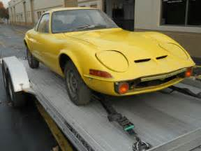 Buick Opel Gt Opel Gt 1970 No Rust In Heated Storage For 20