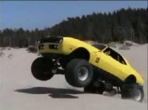 4x4 1968 chevrolet camaro youtube