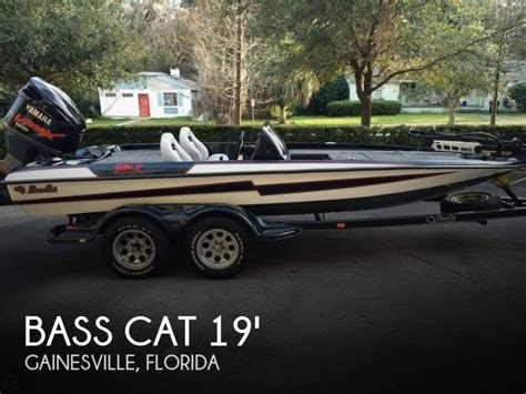 bass cat boats for sale in florida bass cat boats boats for sale