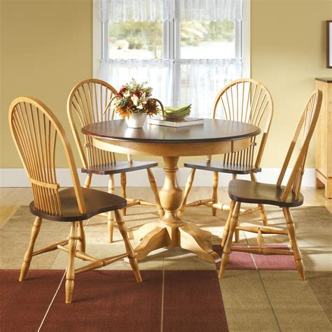 Custom Table Set canadel custom dining customizable table set with 4
