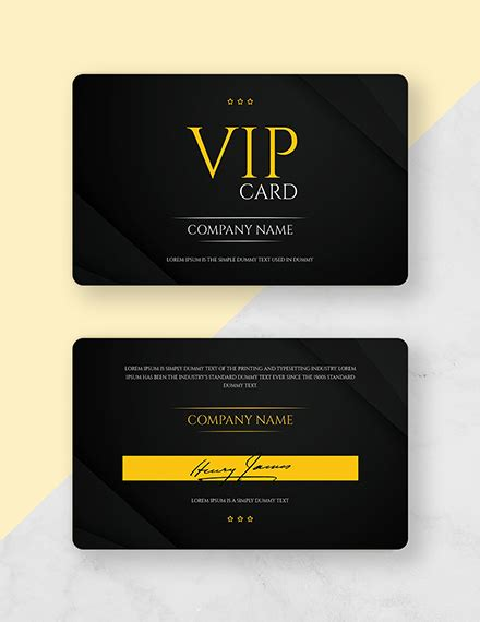 Free Club Vip Membership Card Template Download 233 Cards In Psd Illustrator Indesign Word Membership Card Template