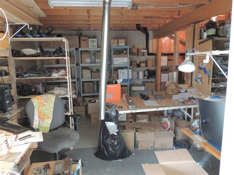 Unabomber Cabin by What S Your Selling Area Set Up Like The Ebay Community
