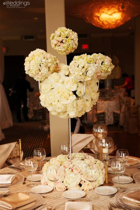 Pin By Cassandra Lee Casha On Disney Themed Wedding Themed Wedding Centerpieces