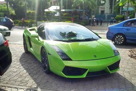 How Much To Finance A Lamborghini Money Speaking Multi Million Naira Lamborghini Luxury Car