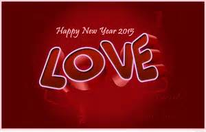 love messages happy new year 2015