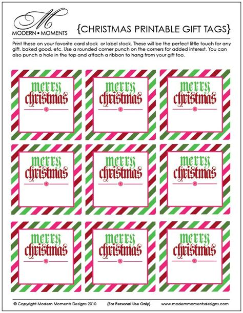 7 best images of merry christmas printable for letters merry christmas tags printable new calendar template site