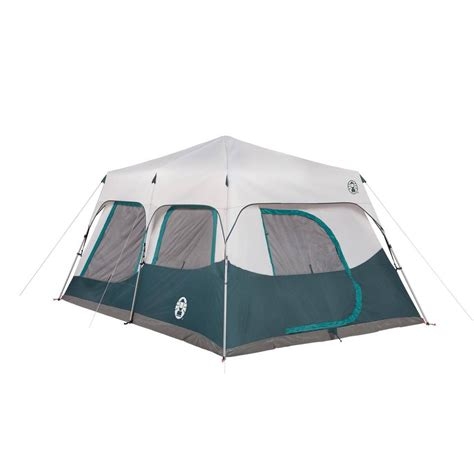 Coleman 10 Person Instant Cabin Tent by Coleman 10 Person Instant Cabin Tent Set Up In 60 Sec