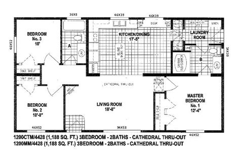 wide trailer floor plans wide house trailers floor plans house design plans