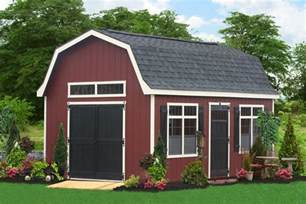 buy large outdoor sheds from the amish in pa large