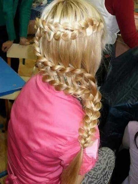 braided hairstyles blonde 35 long hair braids styles